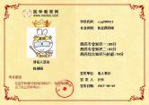 执业西药师陈进国成绩单
